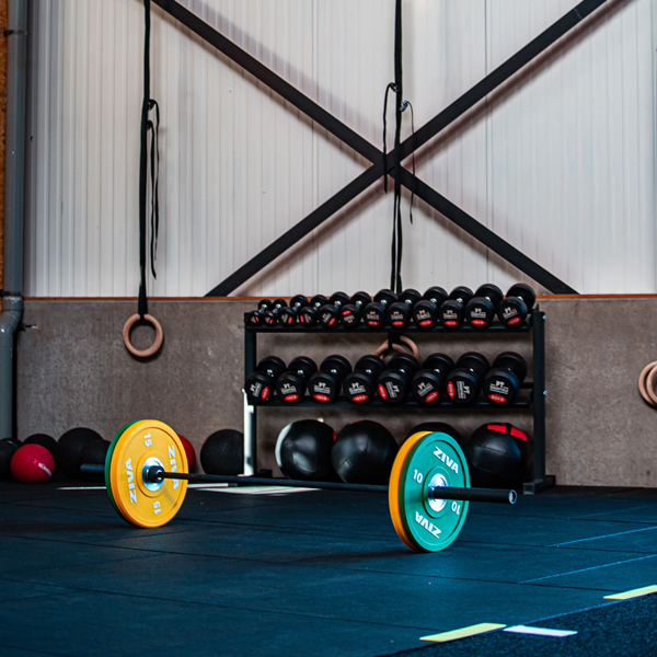 SPORTIEFV open gym aanbod