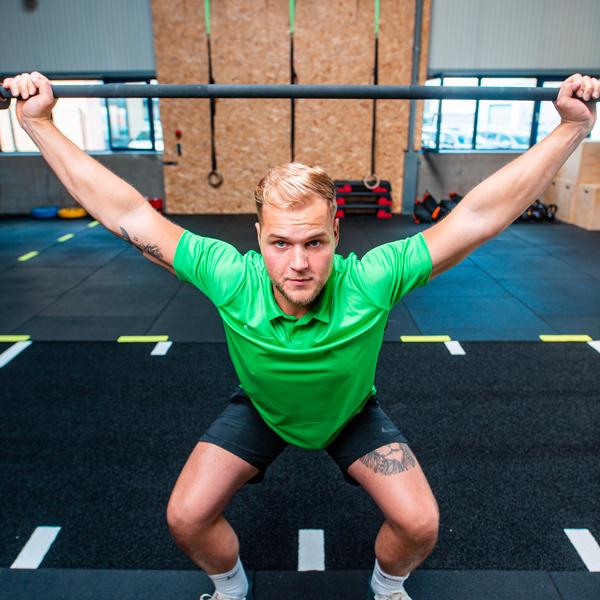SPORTIEFV (personal) trainer - Tim Dijkman