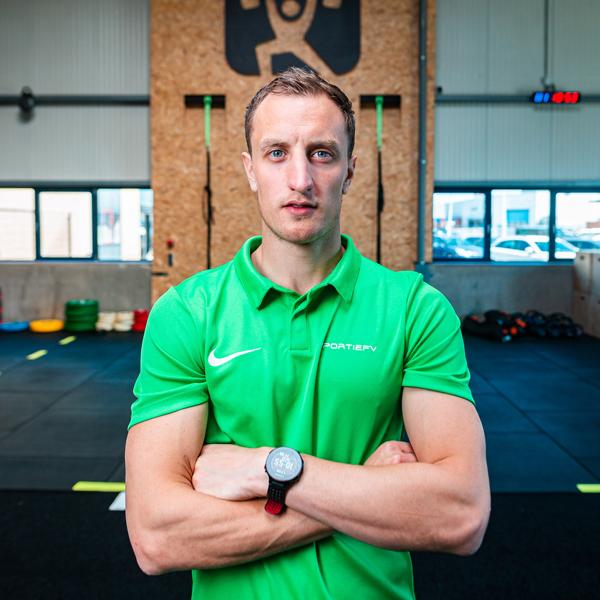 SPORTIEFV (personal) trainer - Tristan van den Bosch